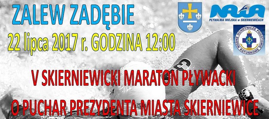 Maraton zalew zadebie 22.07.2017