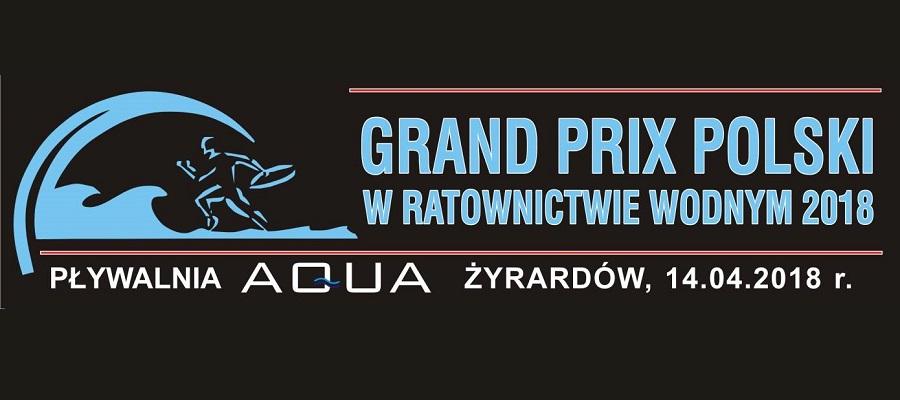 GP Żyrardów 14 kwietnia 2018